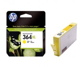 Original Ink Cartridge HP 364 XL Yellow 6ml ~ 750 Pages