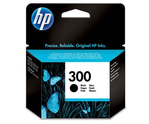 Original Ink Cartridge HP 300 Black 4ml ~ 200 Pages