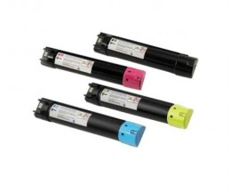 4 Compatible Toners, DELL 5931092X Black + Color ~ 18.000 / 12.000 Pages
