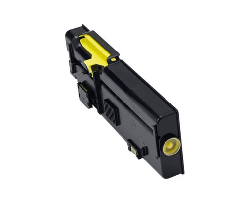 Compatible Toner DELL 593BBBR / YR3W3 Yellow ~ 4.000 Pages