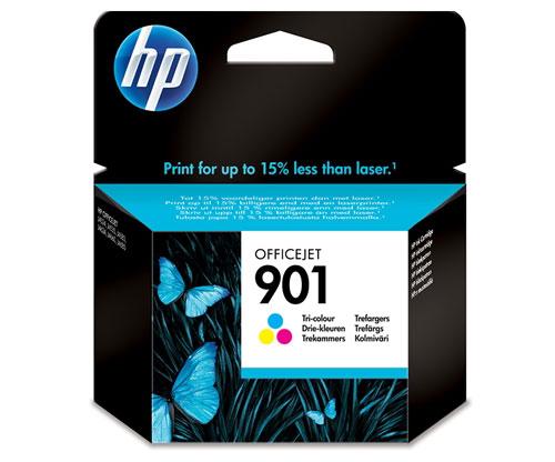 Original Ink Cartridge HP 901 Color 9ml ~ 360 Pages