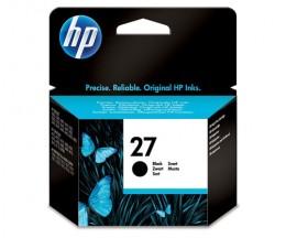 Original Ink Cartridge HP 27 Black 10ml ~ 280 Pages