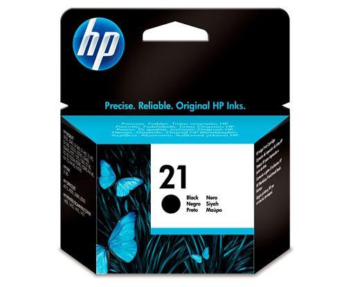 Original Ink Cartridge HP 21 Black 5ml ~ 190 Pages