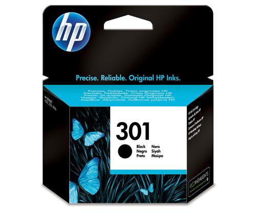 Original Ink Cartridge HP 301 Black 3ml ~ 190 Pages