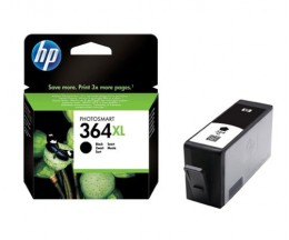 Original Ink Cartridge HP 364 XL Black 18ml ~ 550 Pages