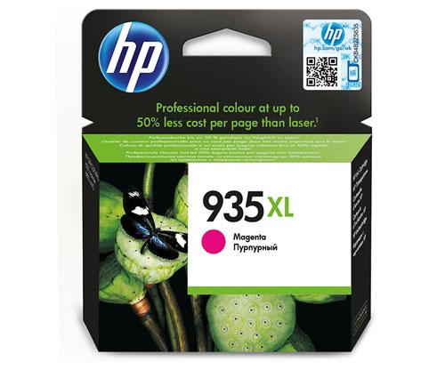 Original Ink Cartridge HP 935 XL Magenta ~ 825 Pages