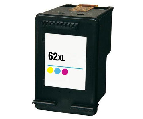 Compatible Ink Cartridge HP 62 XL Color 18ml