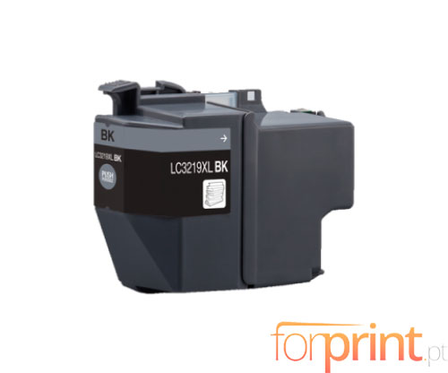 Compatible Ink Cartridge Brother LC3219XLBK Black 60ml