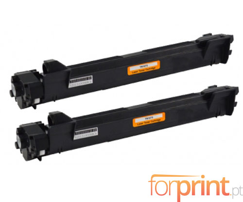 2 Compatible Toners, Brother TN-1050 Black ~ 1.000 Pages
