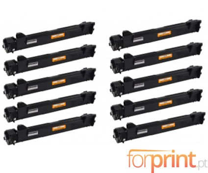 10 Compatible Toners, Brother TN-1050 Black ~ 1.000 Pages