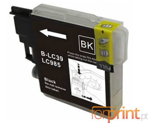 Compatible Ink Cartridge Brother LC-985 XL BK Black 28ml