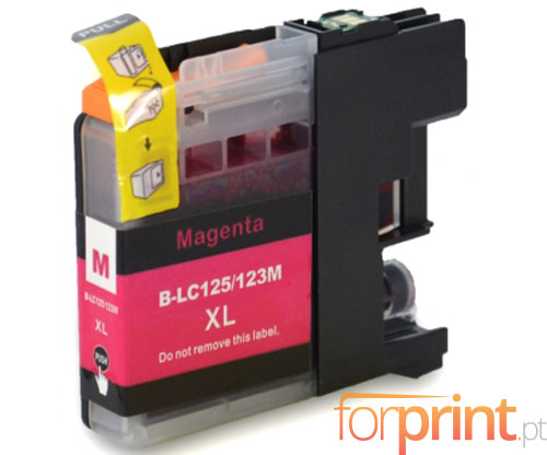 Compatible Ink Cartridge Brother LC-121 M / LC-123 M Magenta 10ml