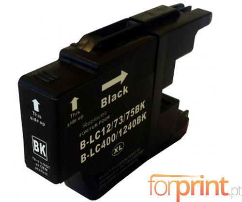 Compatible Ink Cartridge Brother LC-1220 BK / LC-1240 BK Black 32.6ml