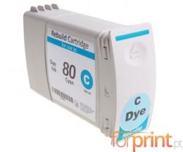 Compatible Ink Cartridge  HP 80 Cyan 400ml