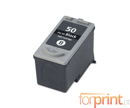 Compatible Ink Cartridge Canon PG-37 / PG-40 / PG-50 Black 22ml