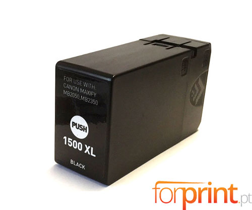 Compatible Ink Cartridge Canon PGI-1500 XLBK Black 36ml