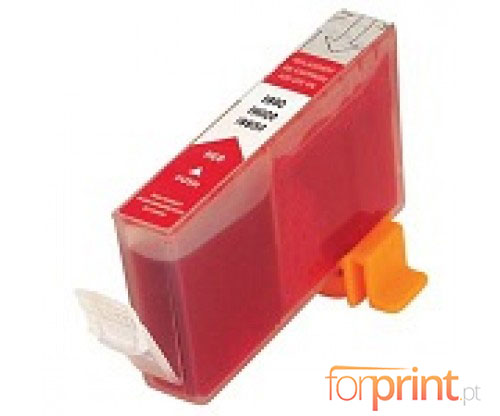 Compatible Ink Cartridge Canon BCI-6 R Red 13.4ml