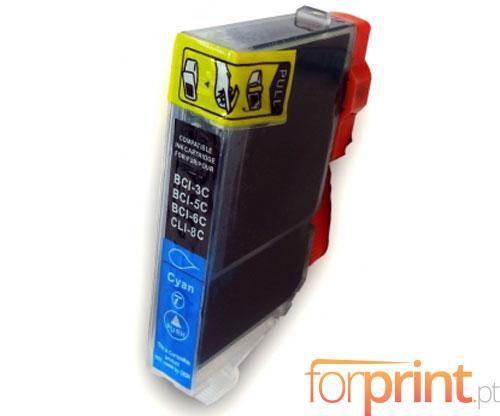 Compatible Ink Cartridge Canon BCI-6 C Cyan 13.4ml