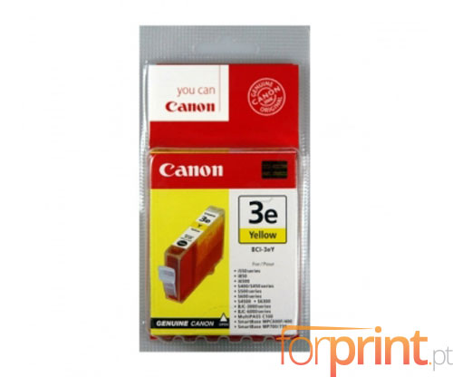 Original Ink Cartridge Canon BCI-3 EY Yellow 14ml ~ 390 Pages