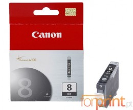 Original Ink Cartridge Canon CLI-8 Black 13ml ~ 5.075 Pages