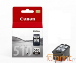 Original Ink Cartridge Canon PG-510 Black 9ml ~ 220 Pages