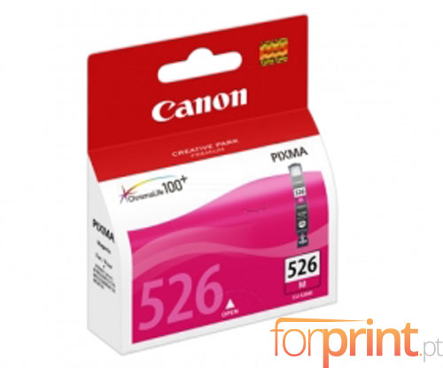 Original Ink Cartridge Canon CLI-526 Magenta 9ml ~ 520 Pages