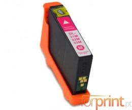 Compatible Ink Cartridge DELL 31 / 32 / 33 / 34 Magenta 15ml