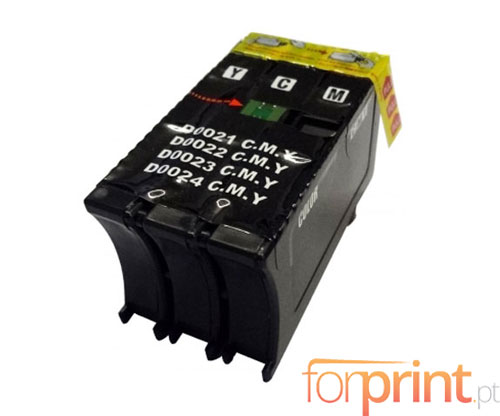 Compatible Ink Cartridge DELL Y499D / X740N / X738N Color 30ml