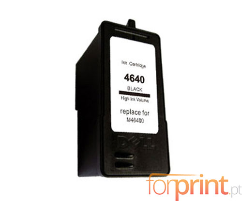 Compatible Ink Cartridge DELL J5566 / M4640 Black 21ml