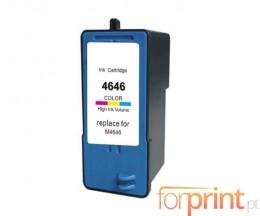 Compatible Ink Cartridge  DELL J5567 / M4646 Color 15ml