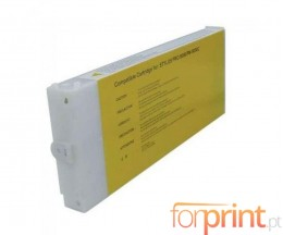 Compatible Ink Cartridge Epson T408 Yellow 220ML