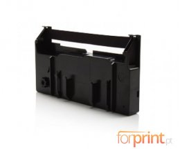 Compatible tape Epson ERC-18B Black
