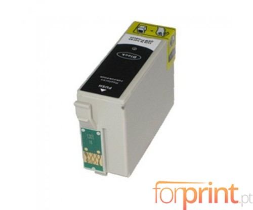 Compatible Ink Cartridge Epson T1001 Black 37ml
