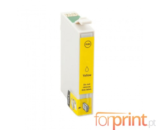 Compatible Ink Cartridge Epson T1004 Yellow 16ml