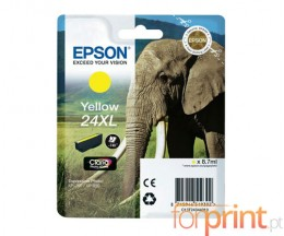 Original Ink Cartridge Epson T2434 /24 XL Yellow 8.7ml
