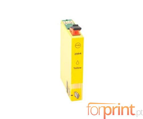 Compatible Ink Cartridge Epson T2994 Yellow 13ml