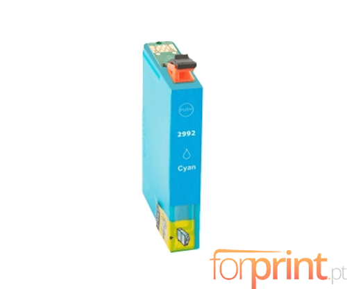 Compatible Ink Cartridge Epson T2992 Cyan 13ml