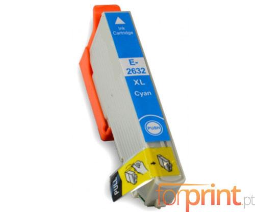 Compatible Ink Cartridge Epson T2612 / T2632 Cyan 13ml