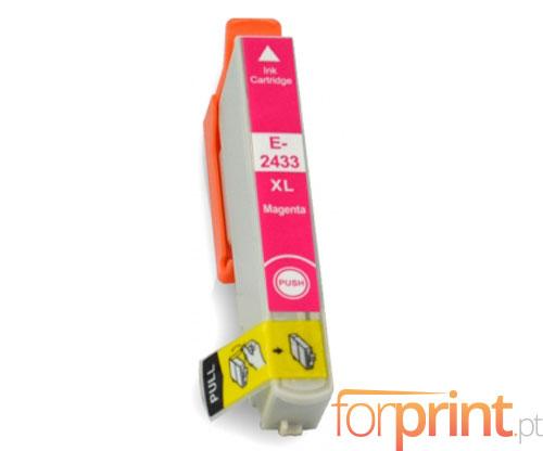 Compatible Ink Cartridge Epson T2423 / T2433 Magenta 13ml