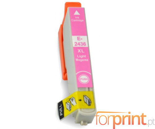 Compatible Ink Cartridge Epson T2426 / T2436 Magenta bright 13ml