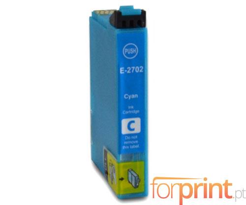 Compatible Ink Cartridge Epson T2702 / T2712 Cyan 15ml