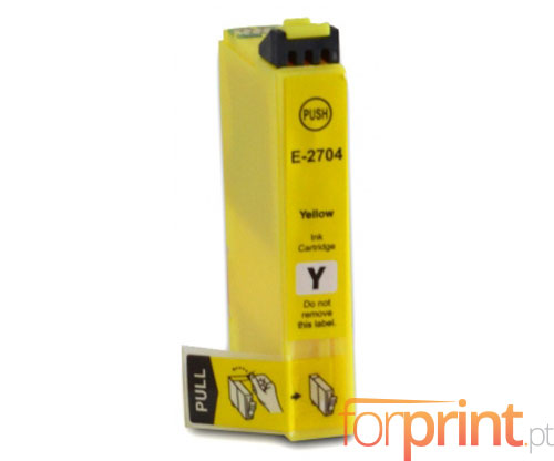 Compatible Ink Cartridge Epson T2704 / T2714 Yellow 15ml
