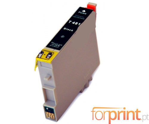 Compatible Ink Cartridge Epson T0481 Black 18ml