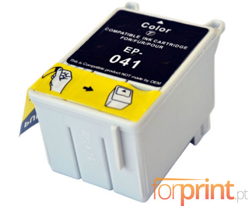 Compatible Ink Cartridge Epson T041 Color 37.2ml