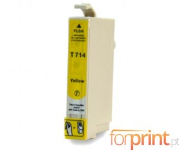 Compatible Ink Cartridge Epson T0714 / T0894 Yellow 13ml