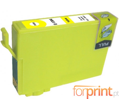 Compatible Ink Cartridge Epson T1304 Yellow 14ml