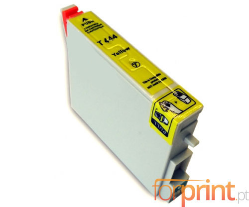 Compatible Ink Cartridge Epson T0444 Yellow 17ml