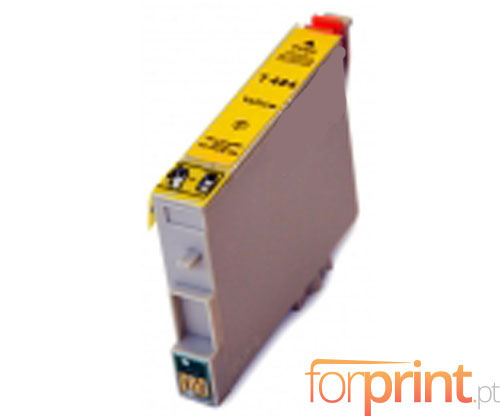 Compatible Ink Cartridge Epson T0484 Yellow 18ml