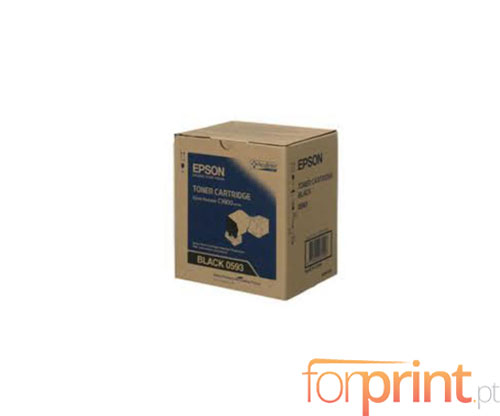 Original Toner Epson S050593 Black ~ 6.000 Pages