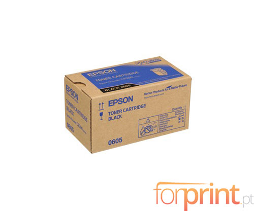 Original Toner Epson S050605 Black ~ 6.500 Pages